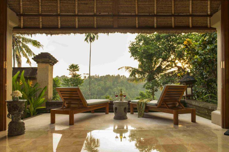 Amandari Suite Views