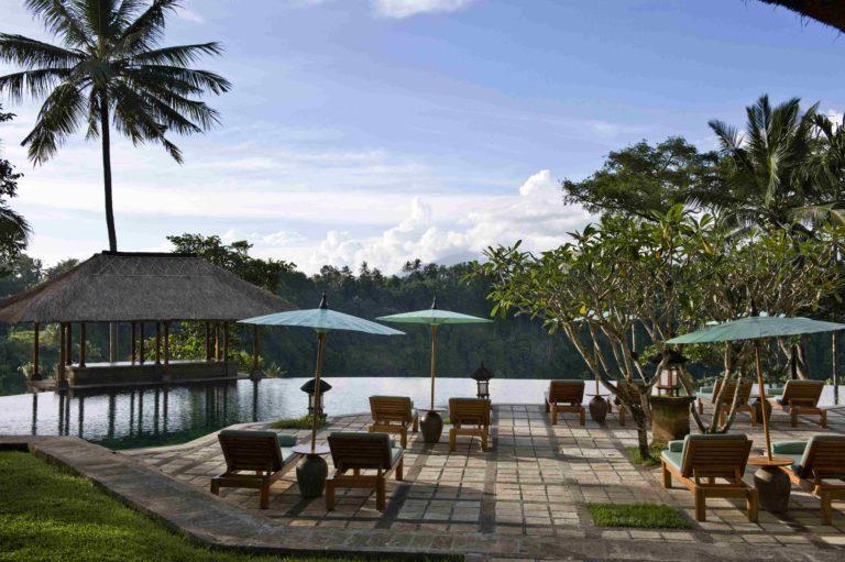 Amandari Swimming Pool
