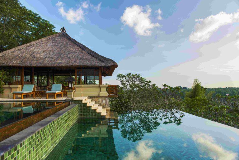 Amandari Villa Pool