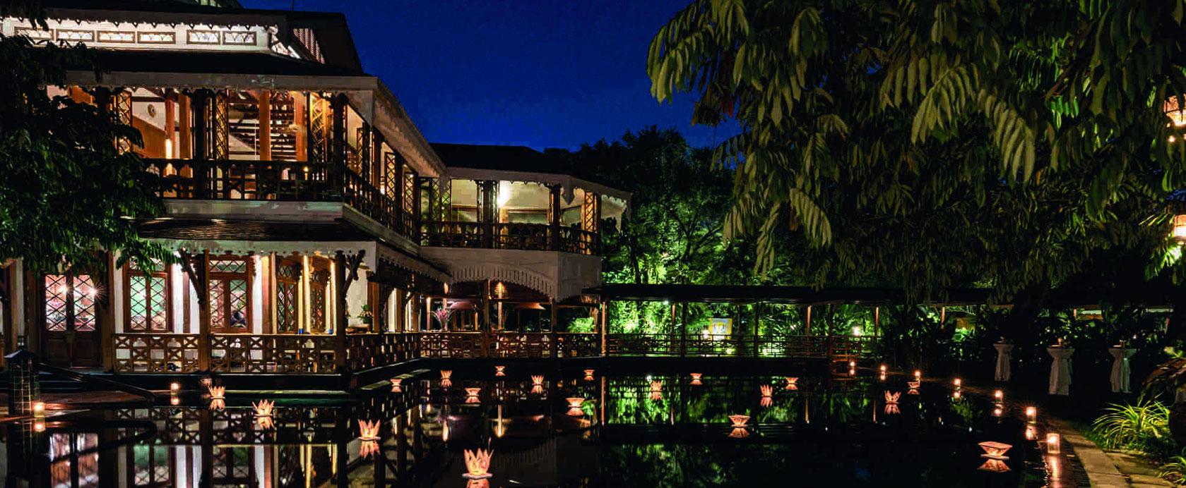 BELMOND GOVENOR'S RESIDENCE, MYANMAR