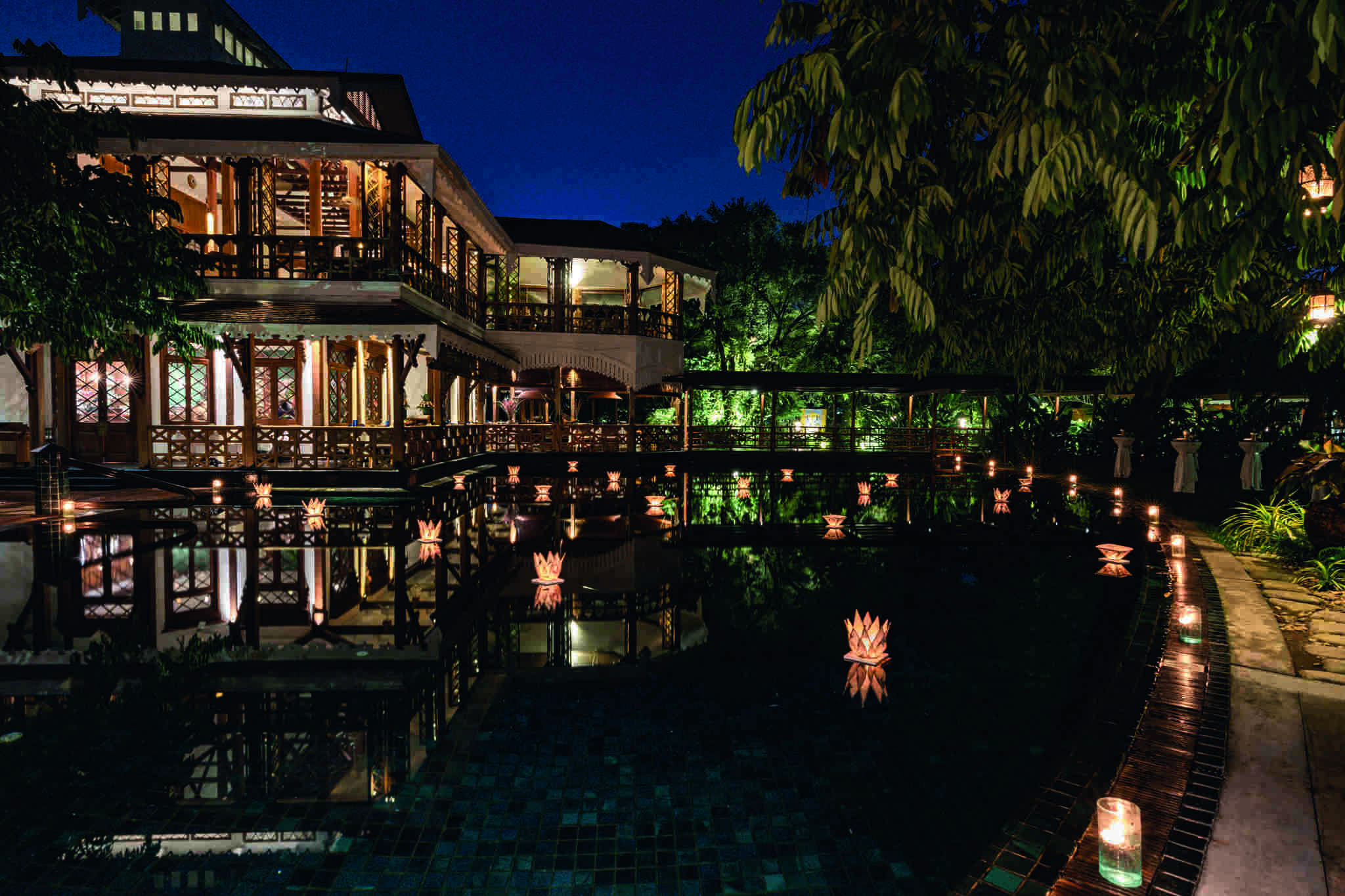Belmond Governor's Residence, Myanmar