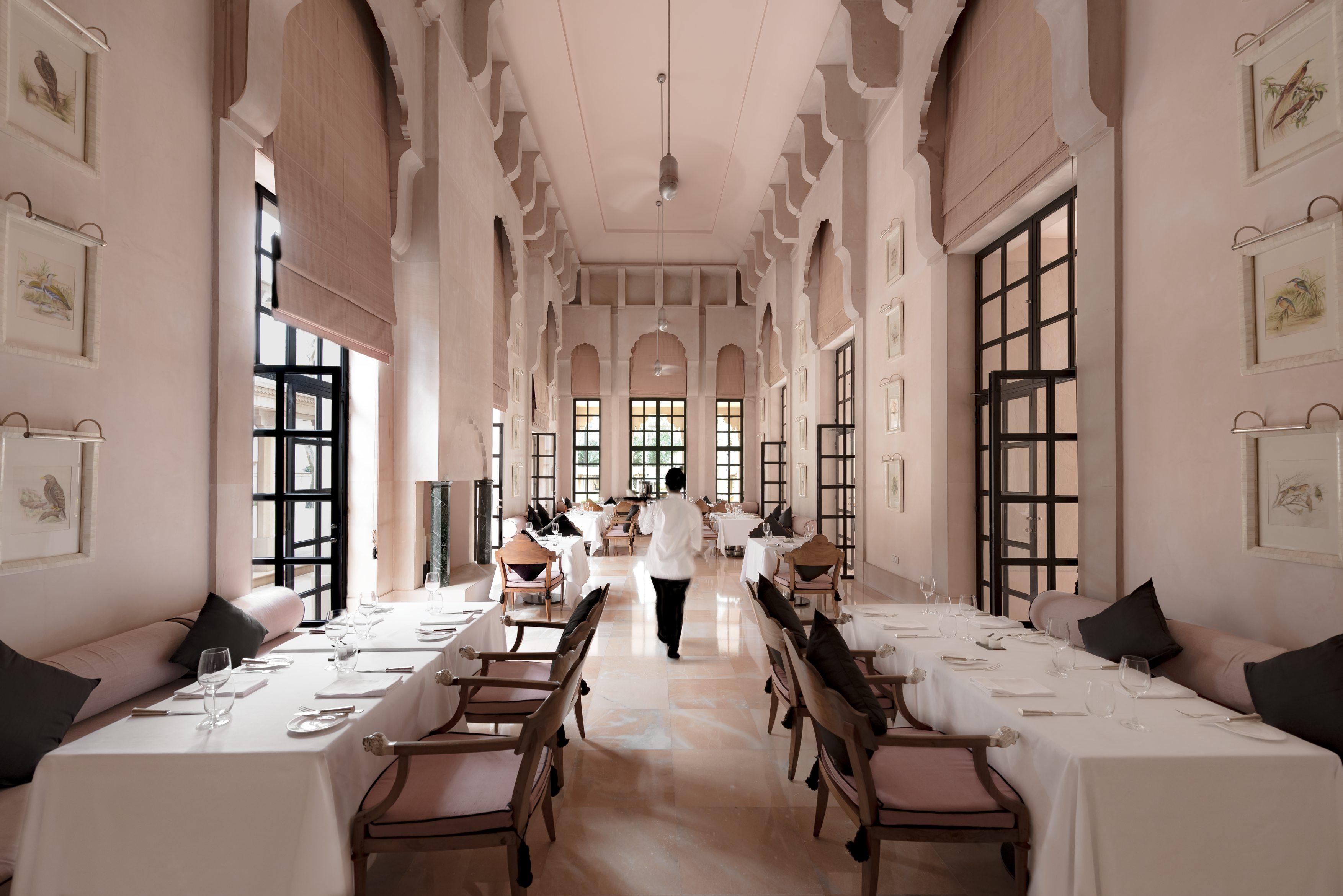 AMANBAGH Resort Restaurant