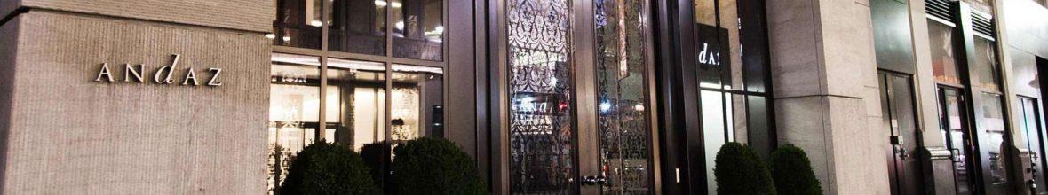 Andaz 5th Avenue, New York