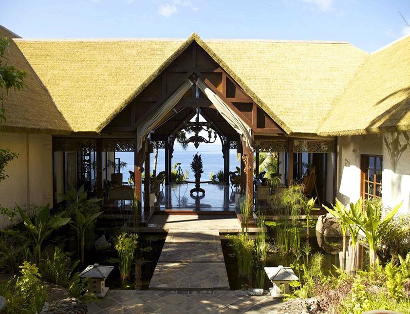 Fregate Island Seychellen
