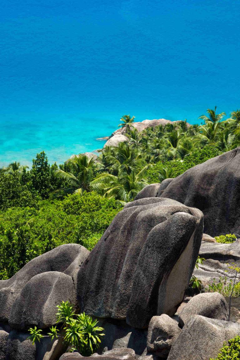 Six Senses Zil Pasyon, Seychellen