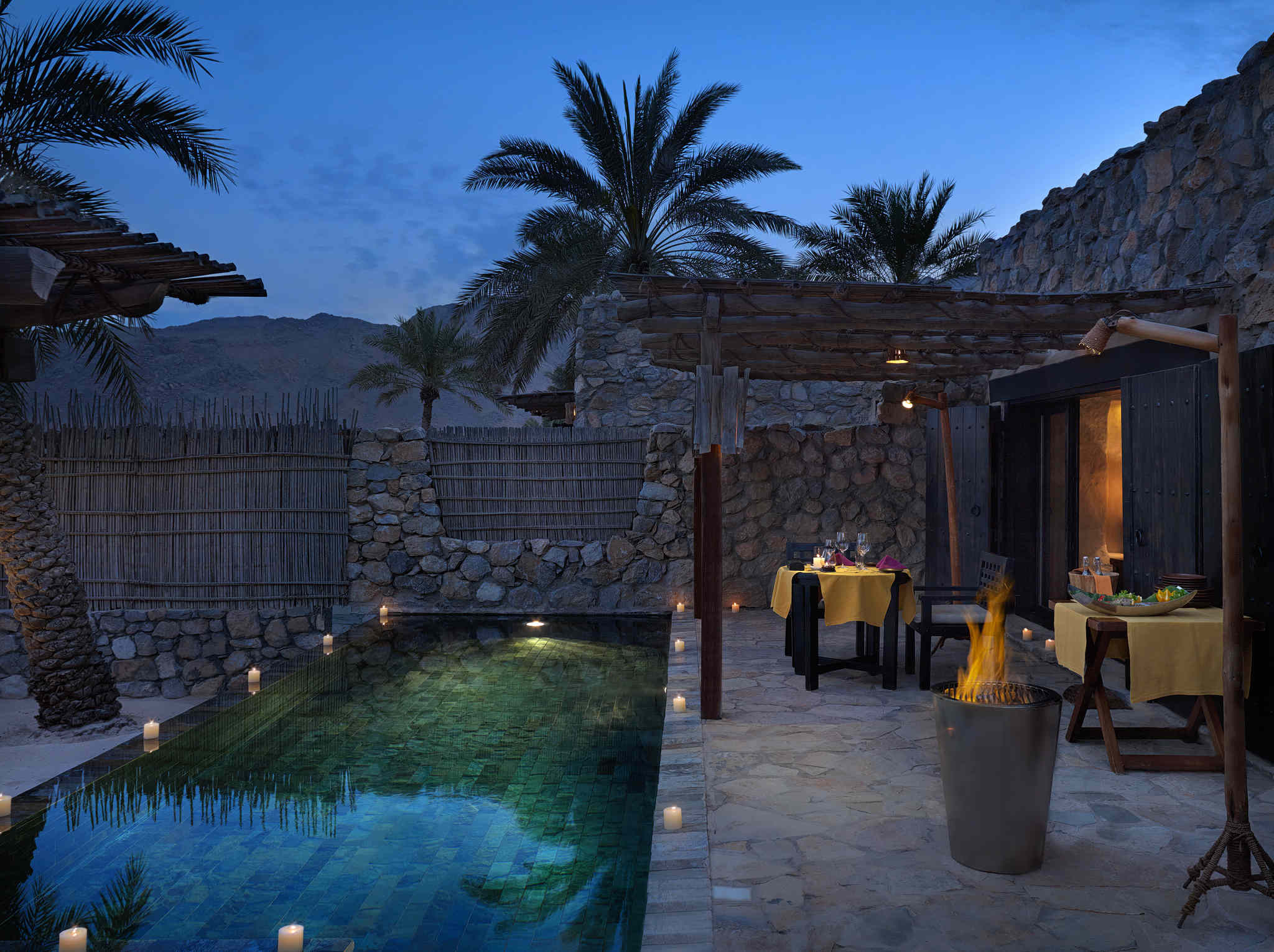 Six Senses Zighy Bay, Oman