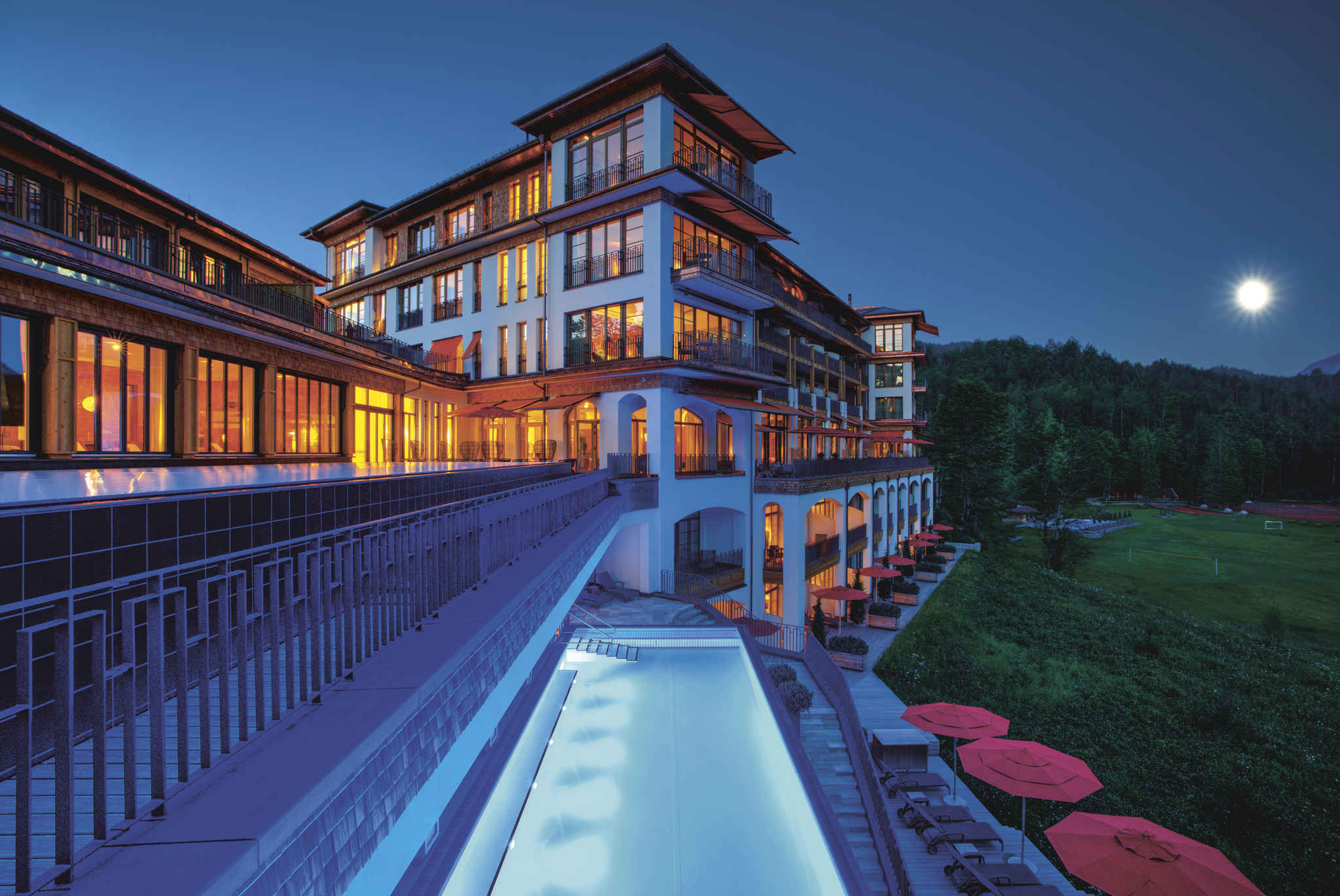 Schloss Elmau Luxury Spa Retreat & Cultural Hideaway, Deutschland