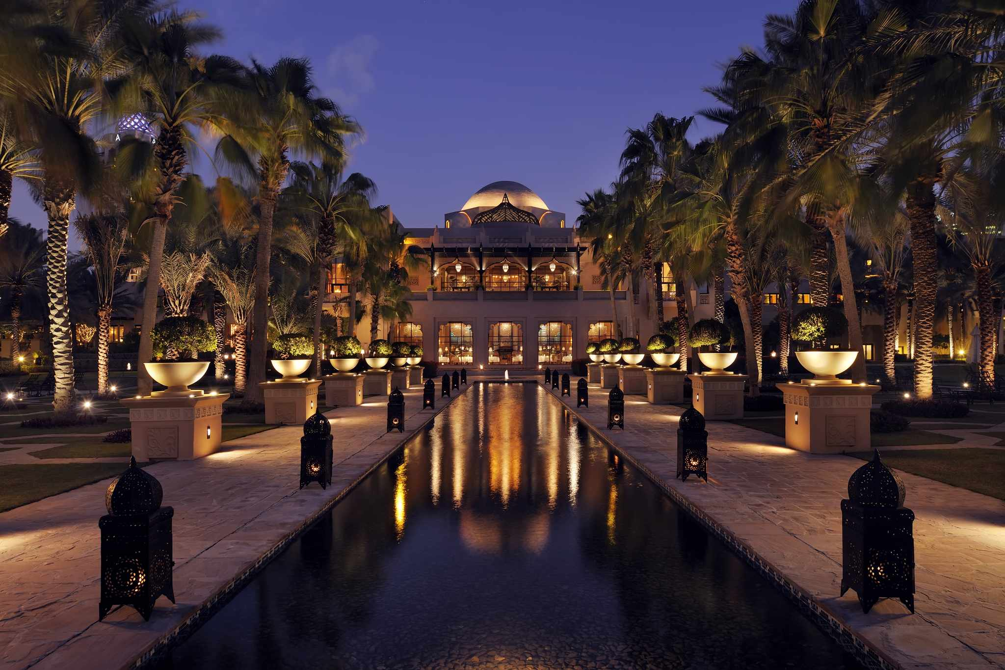The Palace at One&Only Royal Mirage, Dubai