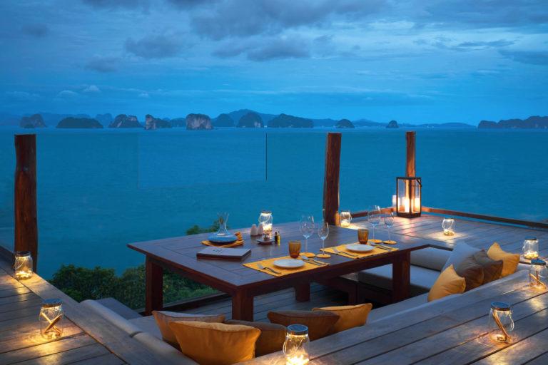 Hotel Six Senses Hideaway Yao Noi, Thailand