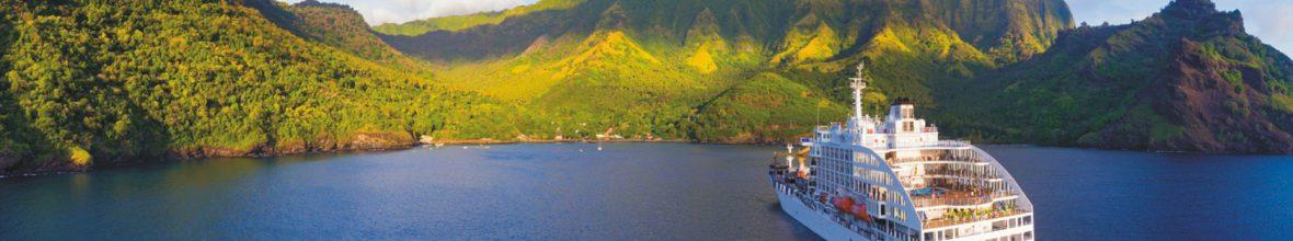 Aranui 5 – Frachter ins Paradies