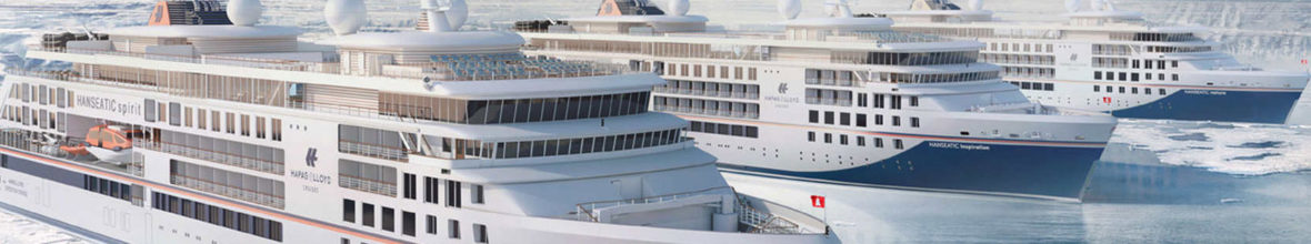 Hapag-Lloyd Cruises: HANSEATIC nature, inspiration, spirit