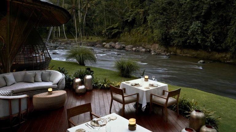 Mandapa A Ritz Carlton Resort, Indonesien