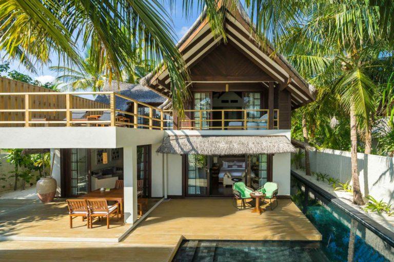 Jumeirah Vittaveli, Malediven