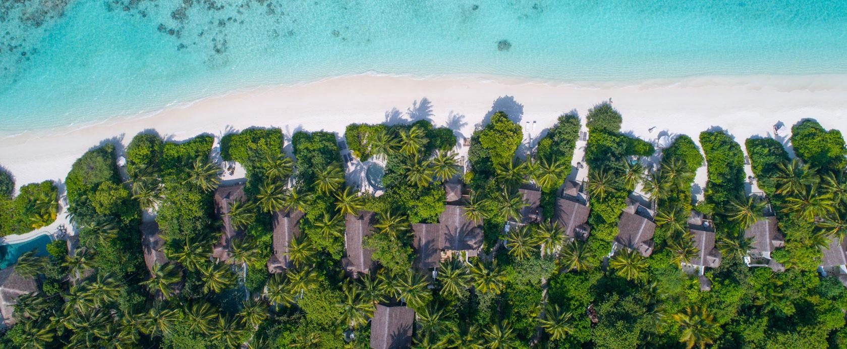 Luxus-Indischer-Ozean
