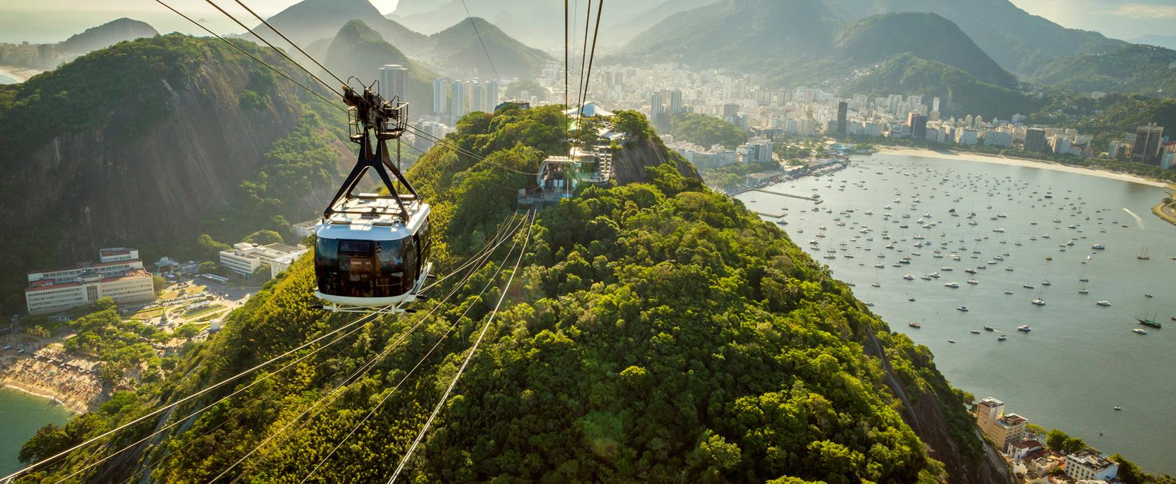 Luxusreisen Südamerika
