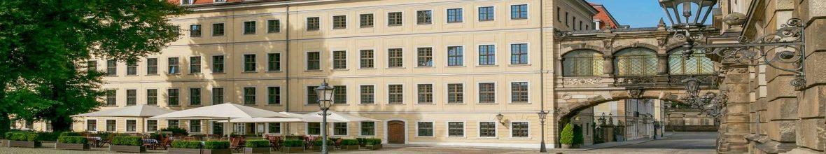 Taschenbergpalais Kempinski, Dresden