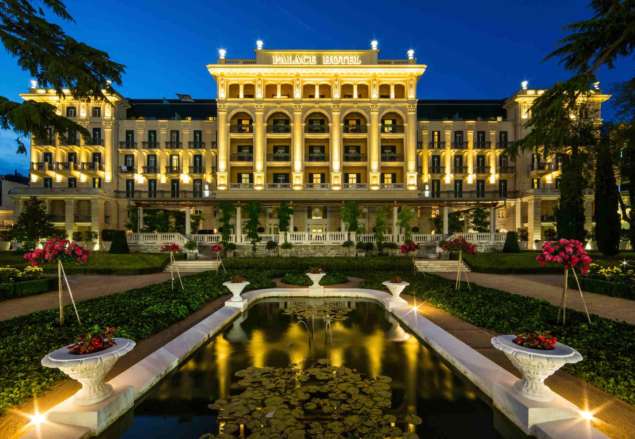 Kempinski Palace Portoroz , Slowenien - Istrien