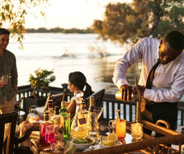 The Royal Livingstone, Sambia