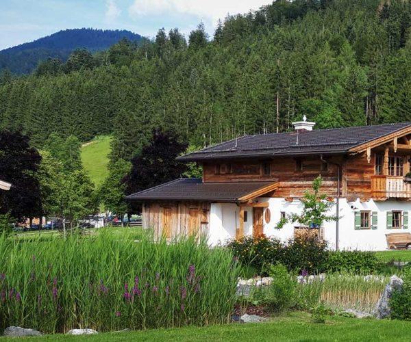 Chalet-Dorf im Gut Steinbach