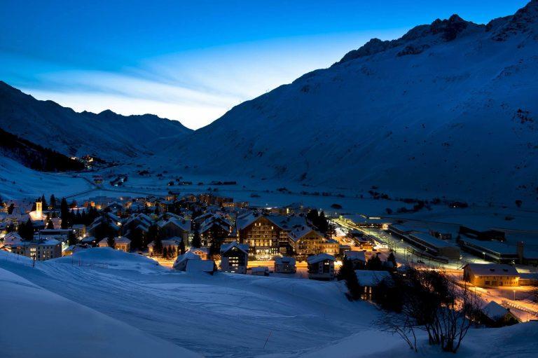 The Chedi Andermatt, Schweiz