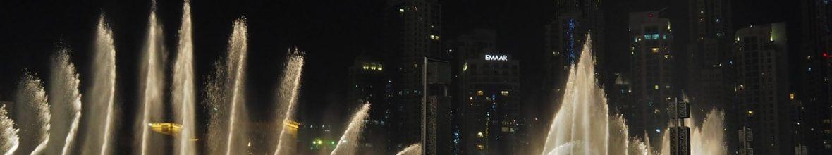 Zwischenstopp in Dubai