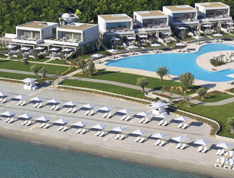 Sani Dunes, Griechenland