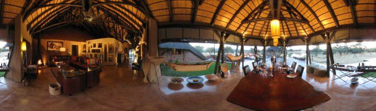 Okonjima Villa, Namibia
