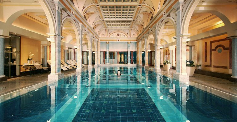 Grand Hotel Bad Ragaz Schweiz