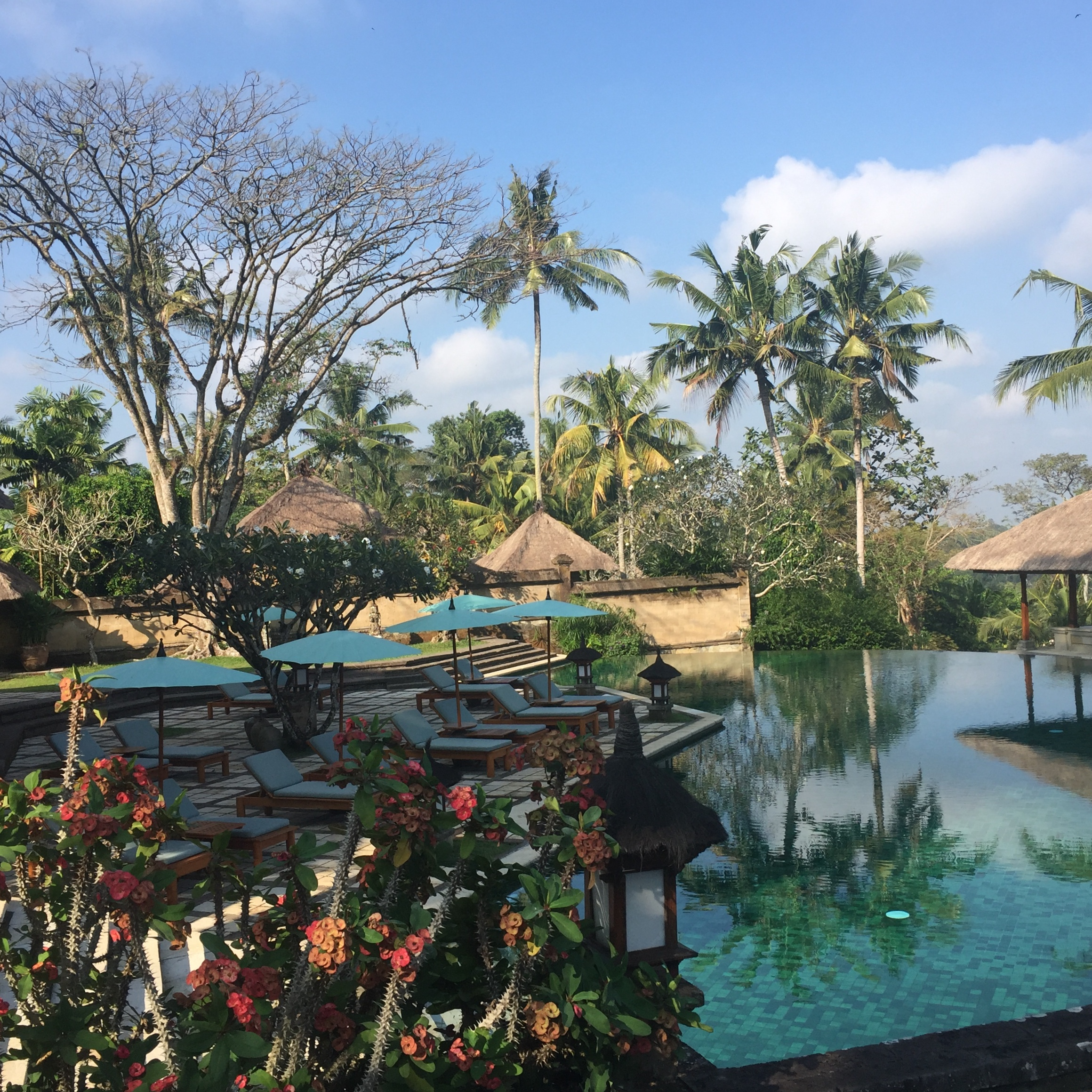 Amandari Hotel Bali Indonesien