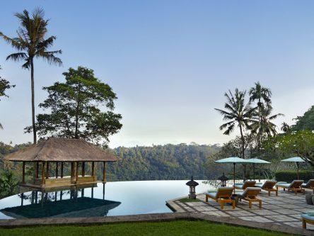 Amandari Hotel, Bali Indonesien