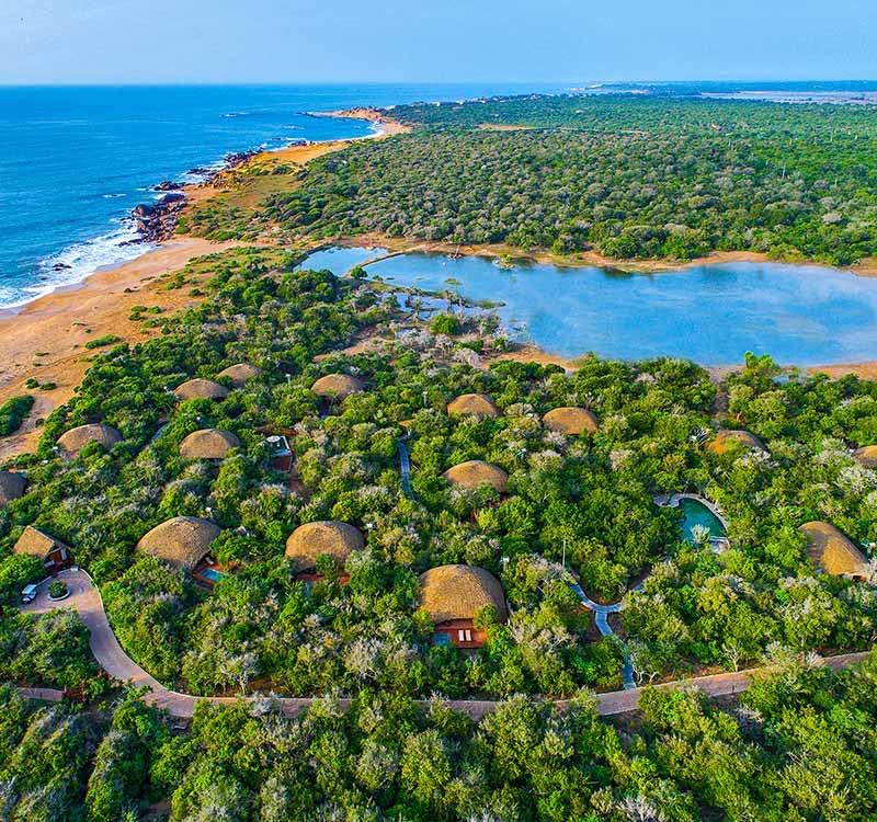 Chena Huts Sri Lanka