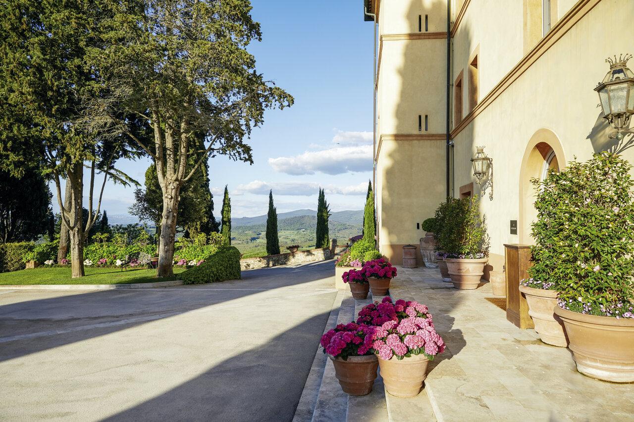 Belmond Castello di Casole, Tuscany